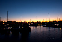 Twilight - Portsmouth Virginia - � John Cadell Photography