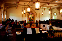 Choir Loft of Freemason Street Baptist Church