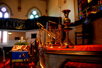The Altar and the Pulpit