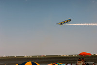 United States Navy Blue Angels - Demonstrating Navy CAN DO...
