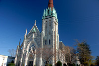 St. Paul's Catholic Church - Old Town - Portsmouth, Virginia