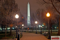 Washington DC Monuments at Night - 2013