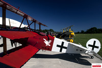 Bi-Planes & Tri-Planes - WWI aircraft of the Military Aviation Museum - Virginia Beach