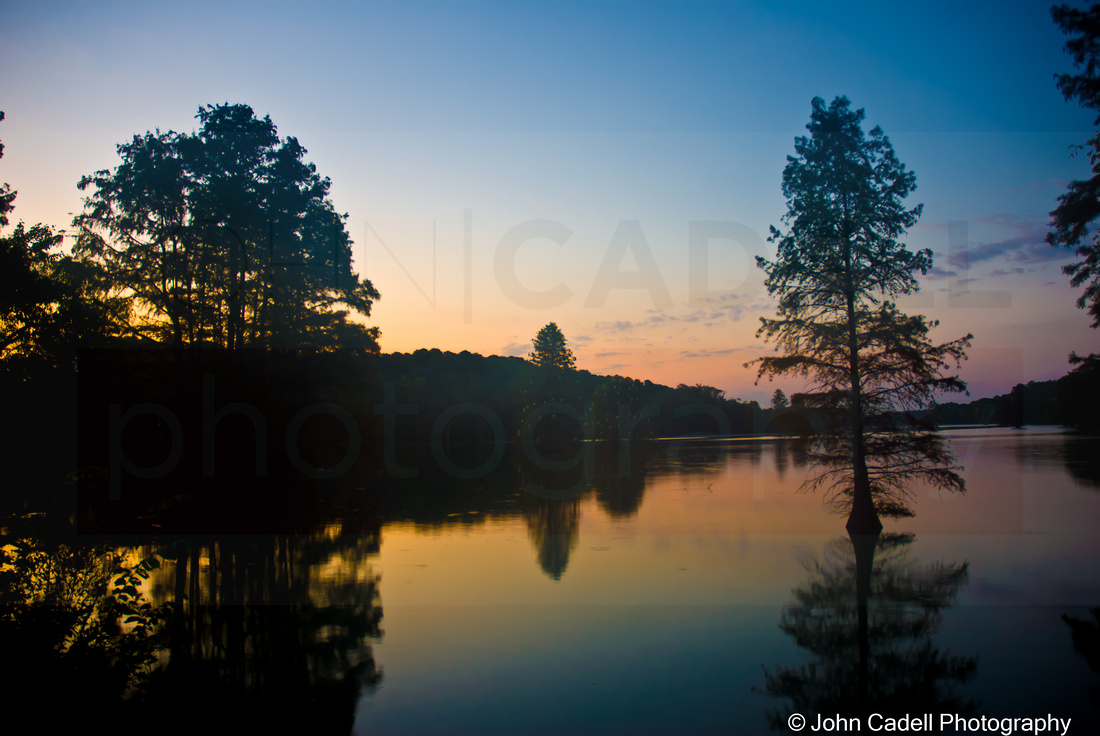 Stumpy Lake - Virginia Beach, VA - © John Cadlell Photography